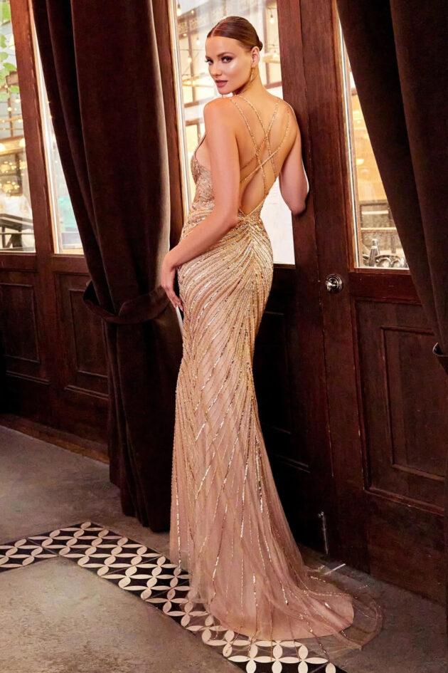 Vestido de fiesta: Lindsay