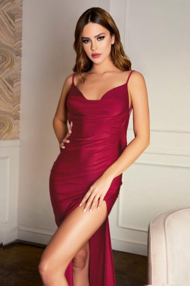 Vestido de fiesta: Angela