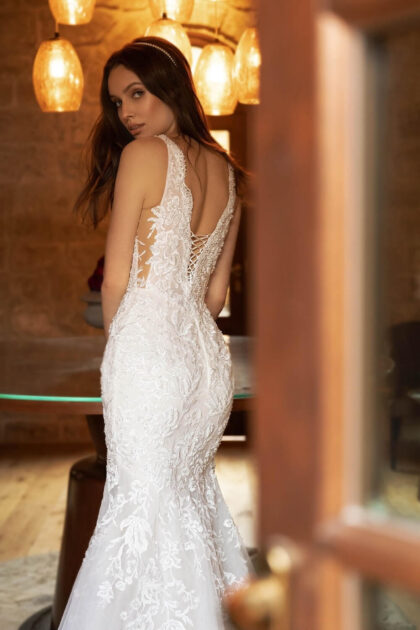 Vestidos de novia marca Pollardi en exclusiva para Venezuela con Bridal Room Boutique Margarita