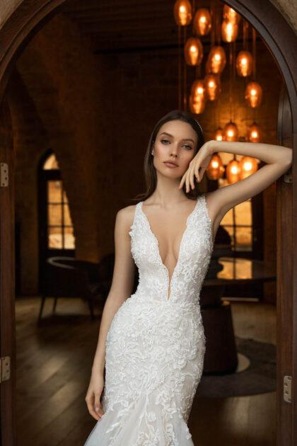 Consigue vestidos de novia Pollardi en Venezuela en nuestras tiendas de novias en Margarita y Caracas, Distrito Capital