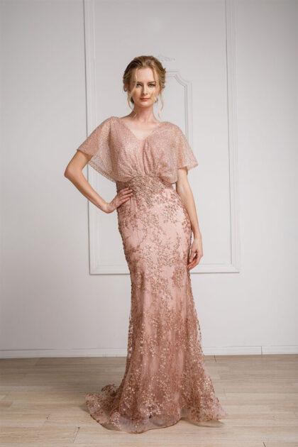 También la madre de la novia o el novio en una boda debe lucir magnífica - Evening Dress Boutique: Mother of the bride dress Venezuela