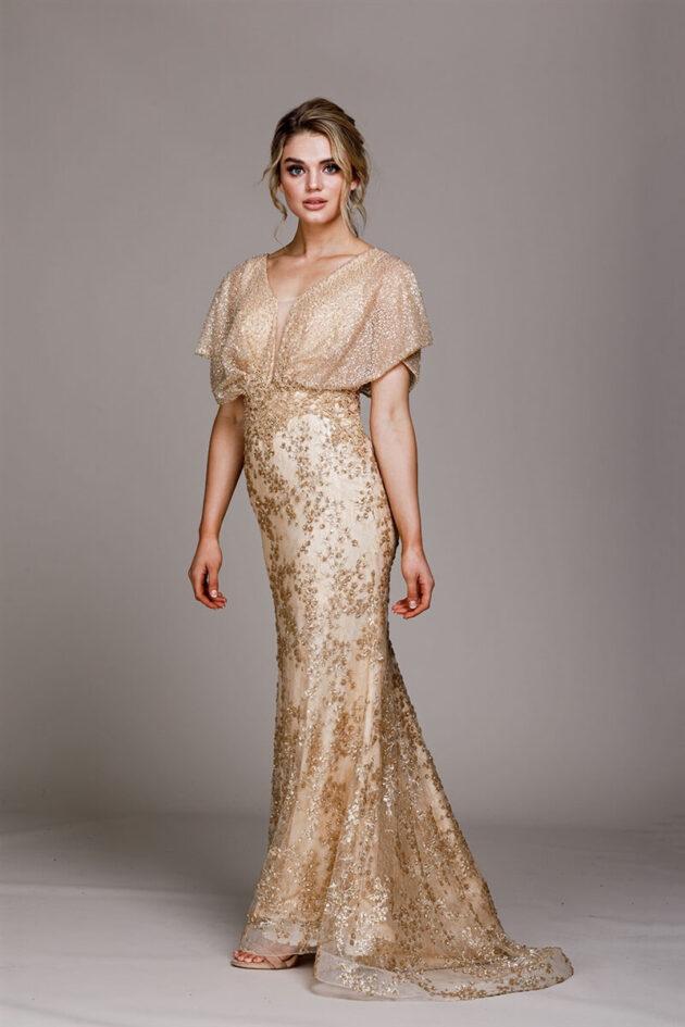 Vestido de fiesta: Rosalía