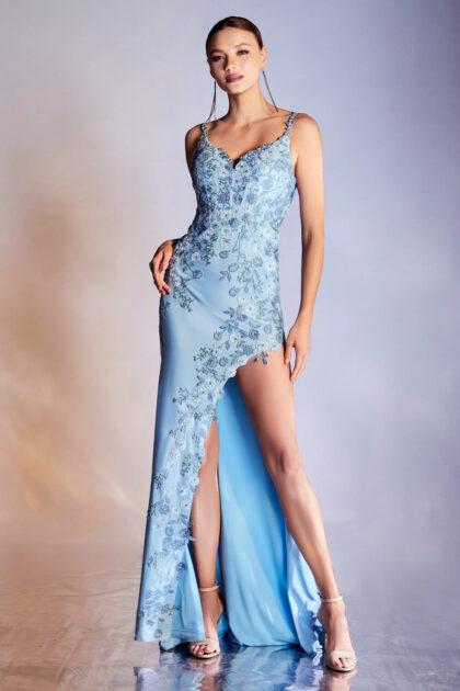 Vestido de fiesta corte columna en Caracas, Venezuela - Evening Dress Boutique, tienda de vestidos de gala y ropa para damas