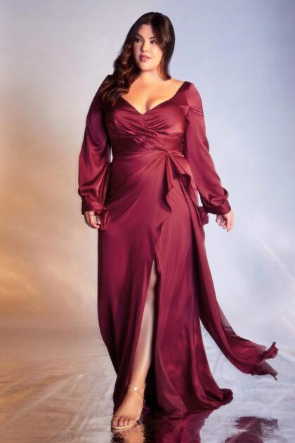 ¿Quién dijo que era difícil conseguir un vestido hermoso en talla grande? En Evening Dress Boutique podemos conseguir cualquier vestido de fiesta de nuestro catálogo hasta la talla 5XL