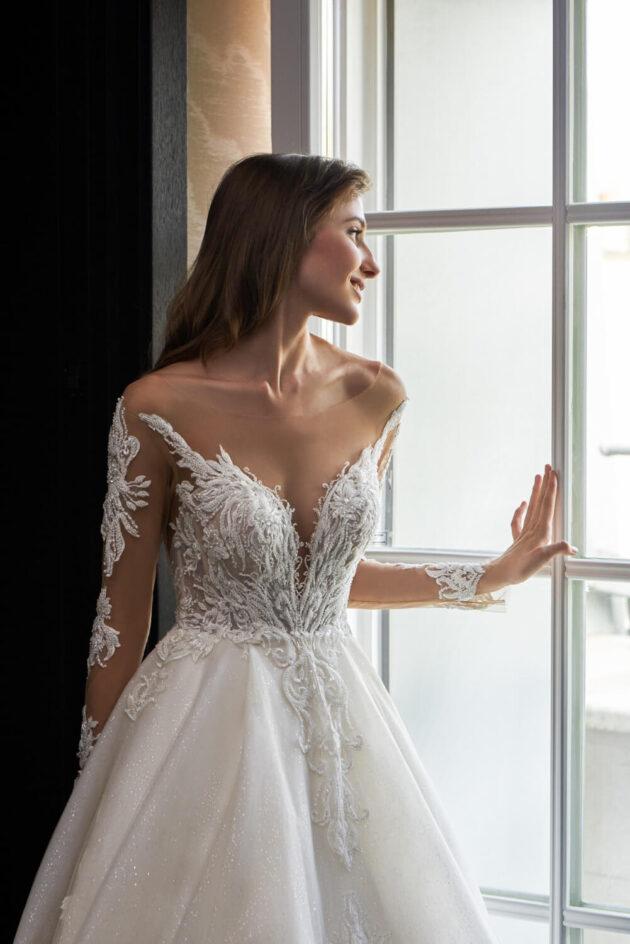 Vestido de novia: Victoria