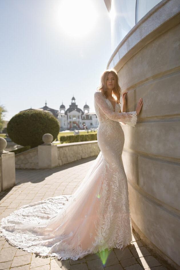 Vestido de novia: April