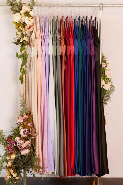 Compra online los mejores vestidos de fiesta en Venezuela - Evening Dress Boutique - Disponibilidad de colores y tallas