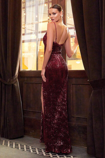 Vestidos de fiesta con espalda descubierta, luce solemne con los diseños más hermosos y exclusivos que solo Evening Dress Boutique tiene para ti