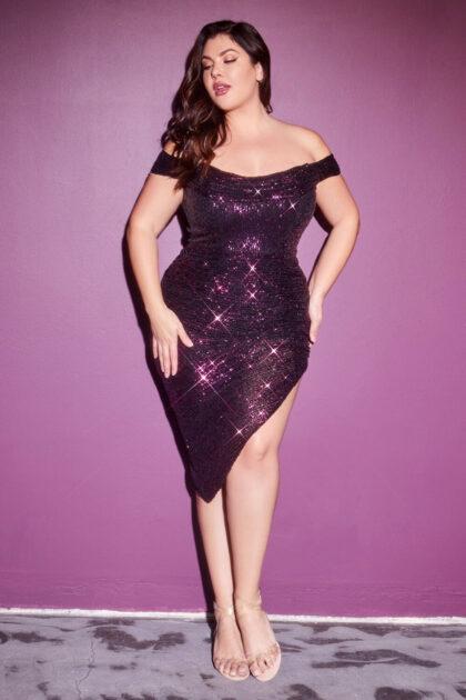 Vestidos cortos plus size, tallas grandes en Margarita, Venezuela - Evening Dress Boutique, mejores precios - Económicos
