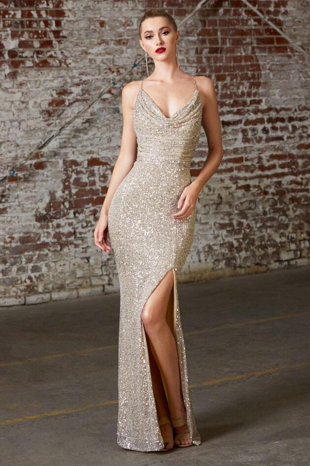 Vestido de fiesta: Azucena