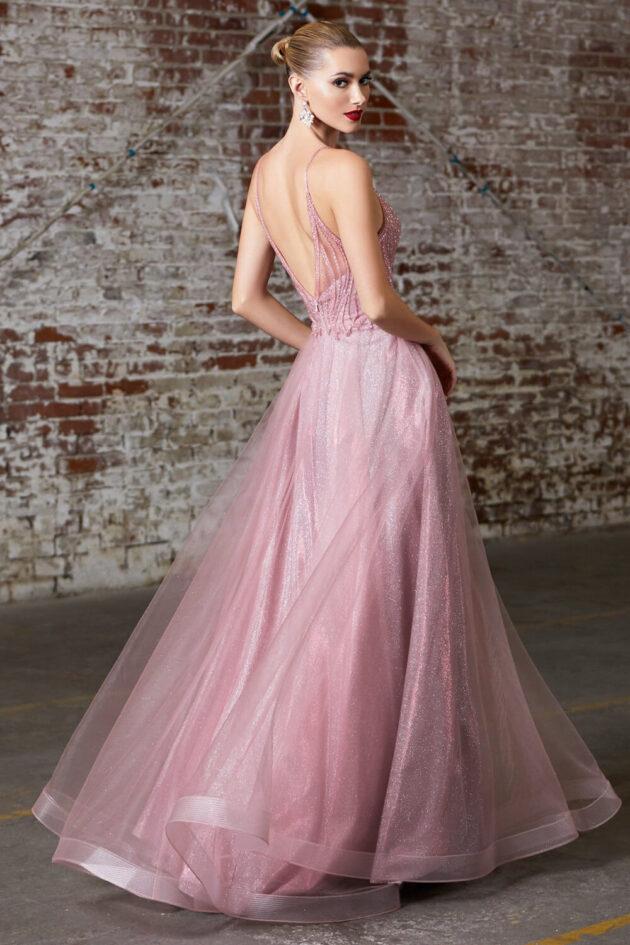 Vestido de fiesta: Gardenia