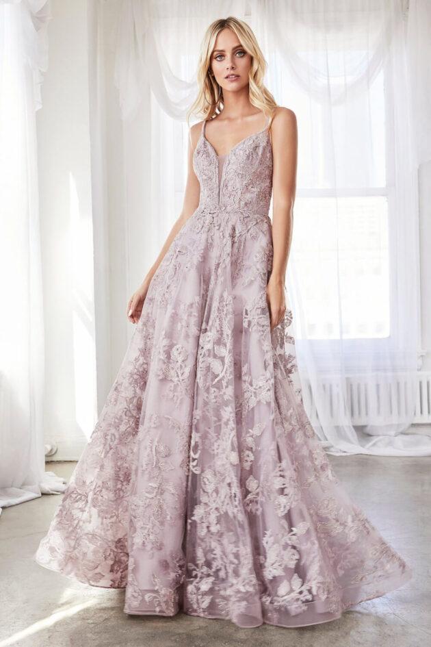 Vestido de fiesta: Salome