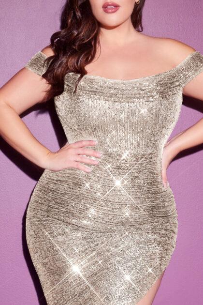 Vestidos sexy plus size Venezuela, luce tu lado más romántico con Evening Dress Boutique - Colección 2021-2022