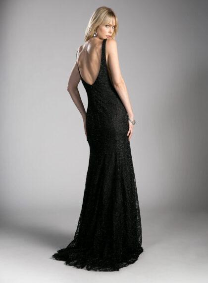 Vestidos largos elegantes de color negro en la Isla de Margarita, Venezuela - Precios actualizados 2021 y 2022, colección Evening Dress Boutique