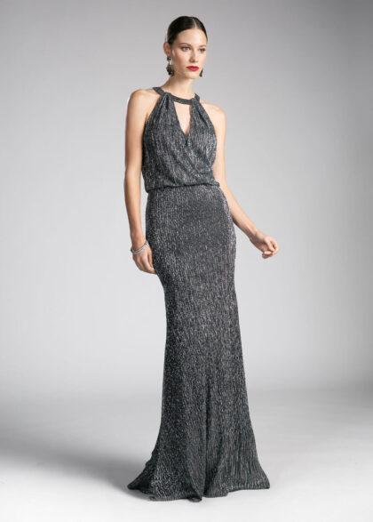 Vestidos metalizados en Caracas, Distrito Capital, Venezuela - Consigue los mejores precios de vestidos de fiesta con Evening Dress Boutique