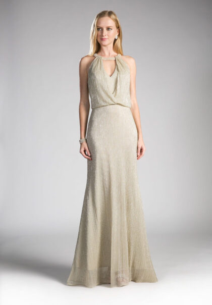 Vestidos metalizados en la Isla de Margarita, Venezuela - Consigue los mejores precios de vestidos de fiesta con Evening Dress Boutique