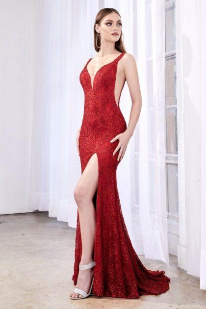 Vestidos largos rojos en Caracas, Venezuela - Evening Dress Boutique la más exclusiva tienda de ropa para damas y vestidos de fiesta