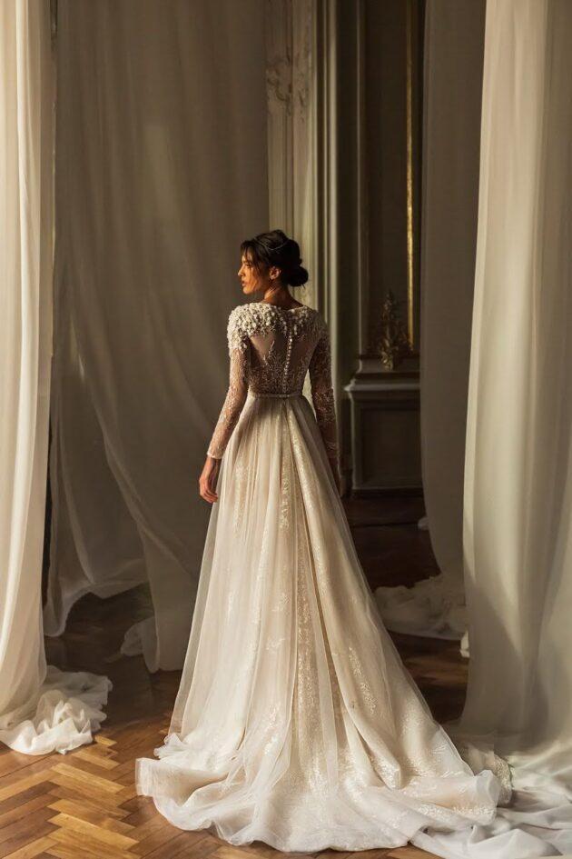Vestido de novia: Melissa