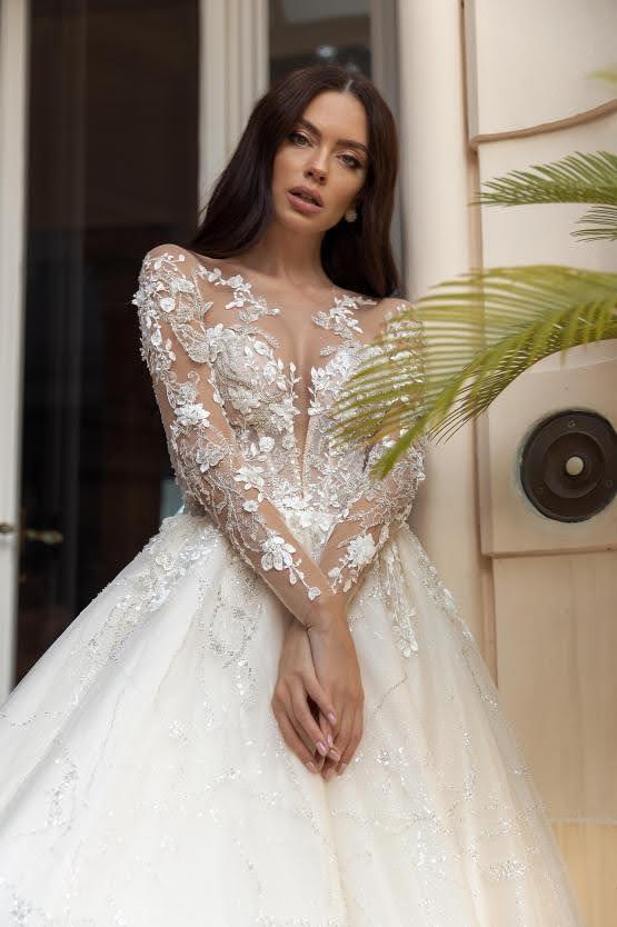 Vestido de novia: Giannina