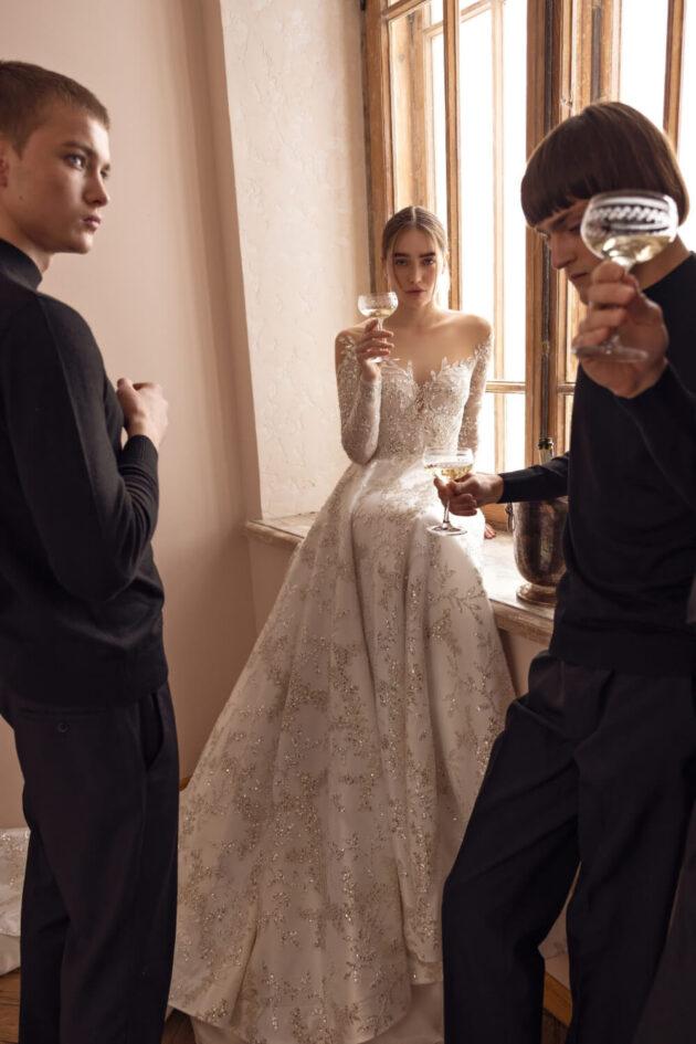 Vestido de novia: Veritas