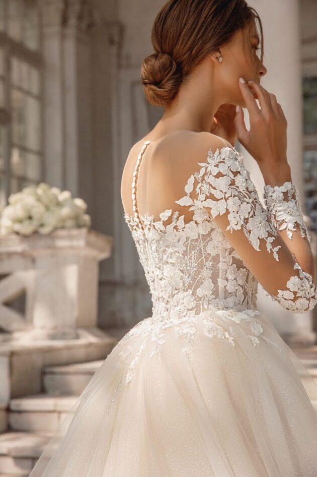 Vestido de novia: Ember