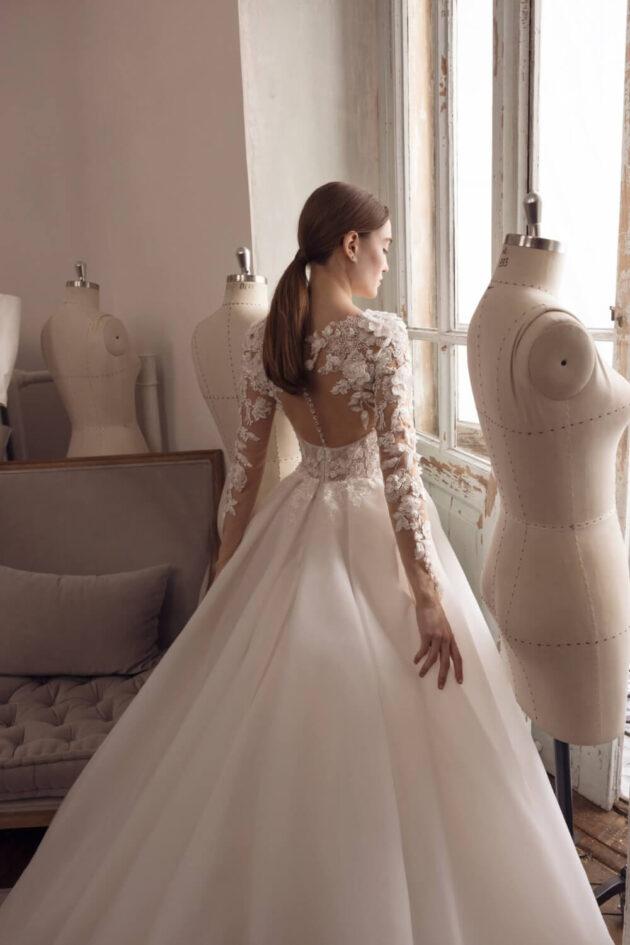 Vestido de novia: Giselle