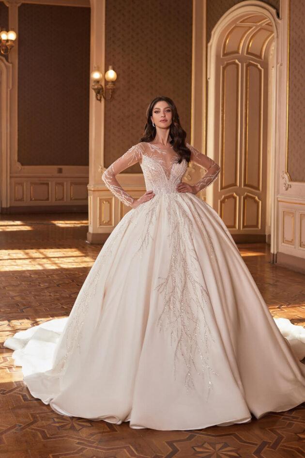Vestido de novia: Daria