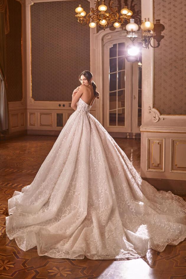 Vestido de novia: Dunia