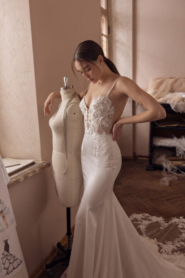 Vestido de novia: Julissa